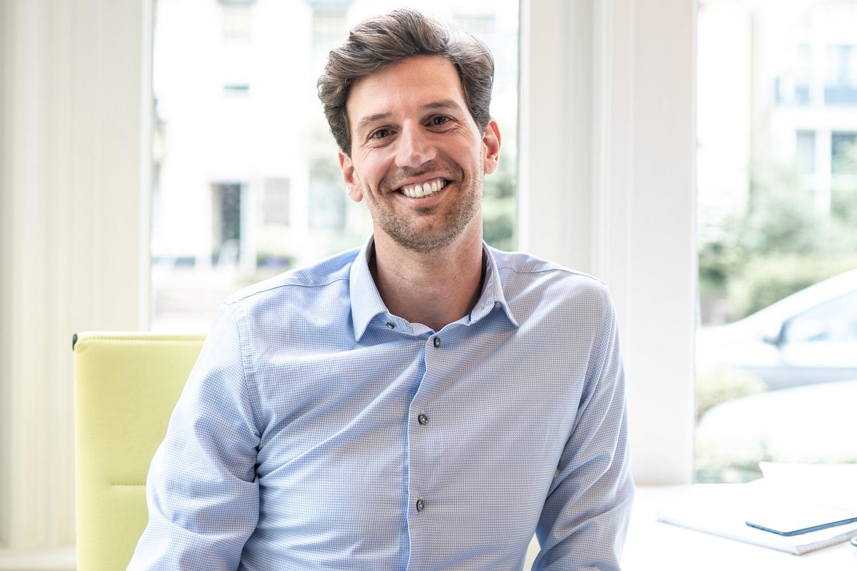 Maarten Kalle, manager MatchQ