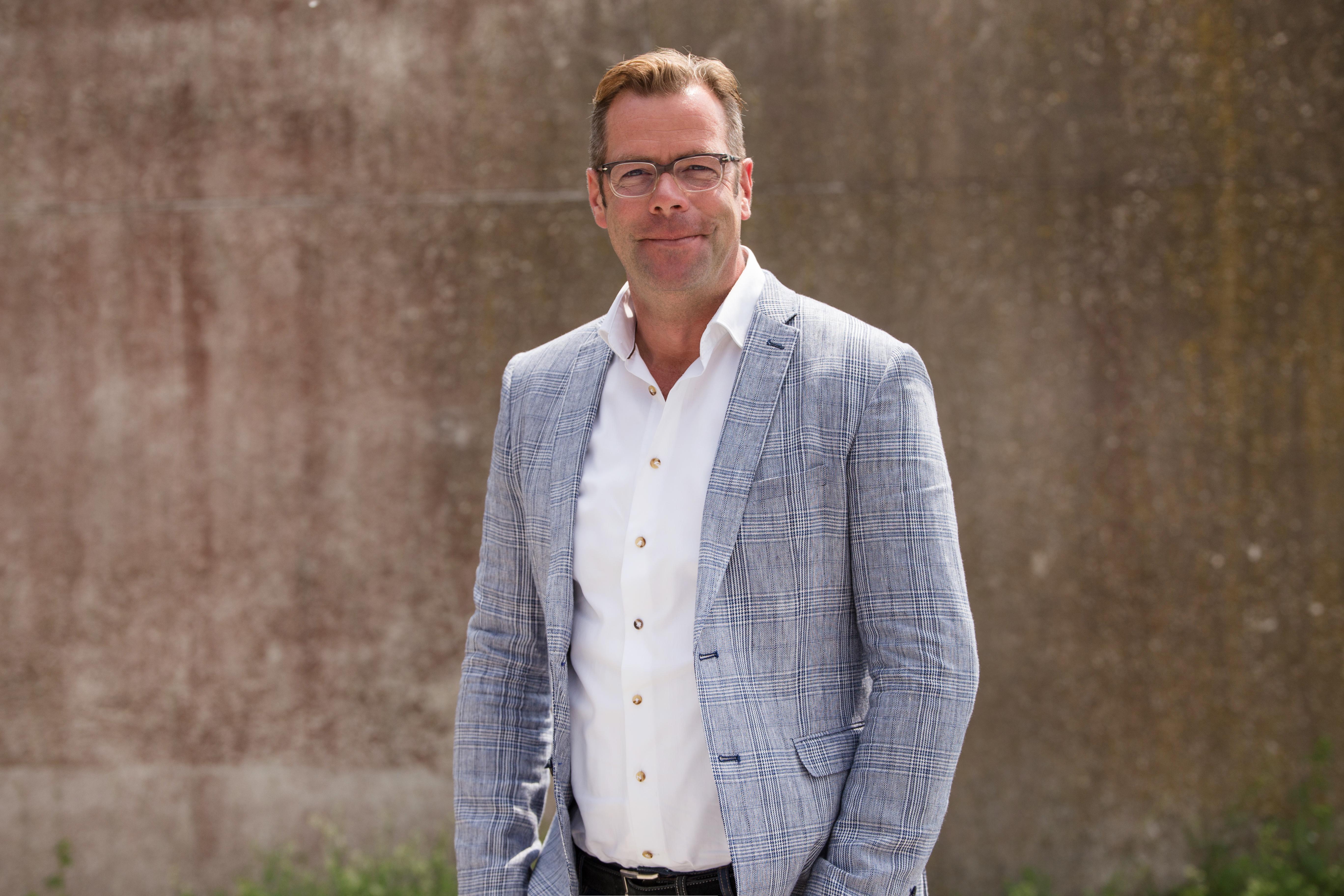 Maurice Peeters, directeur YoungCapital NEXT