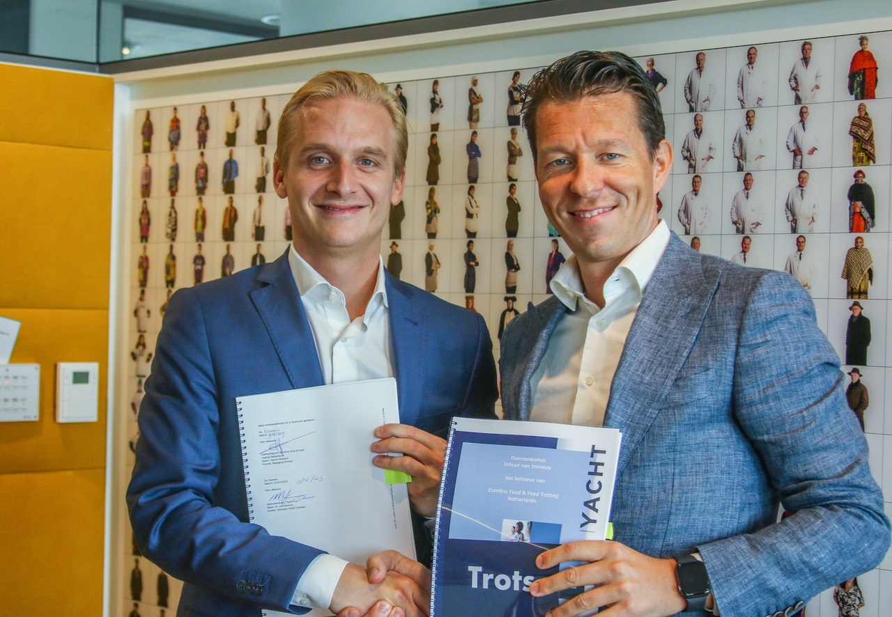 Tom Groen en Dennis Wetjens, Eurofins