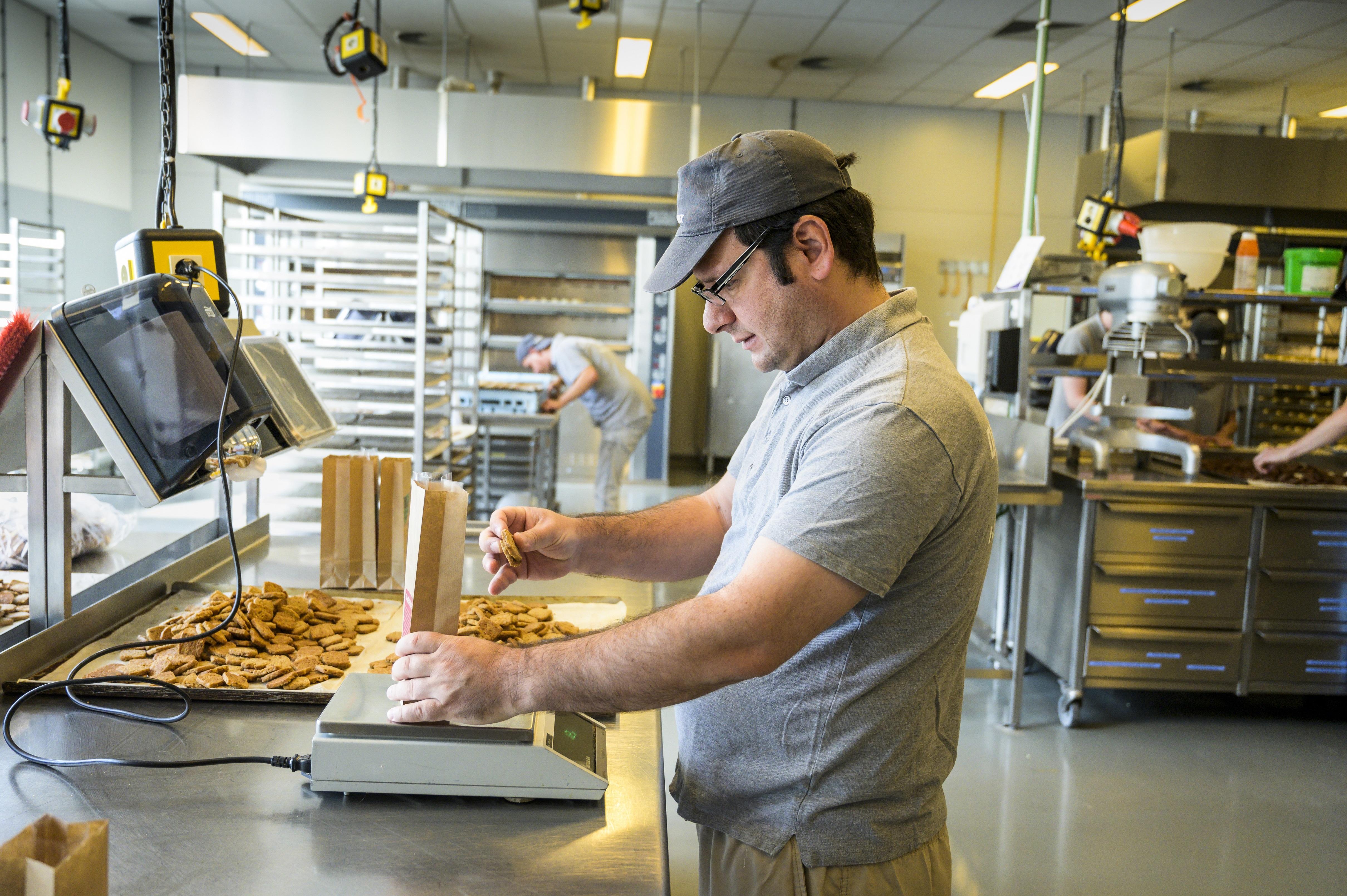 De Koekjesfabriek werkt met Open Hiring