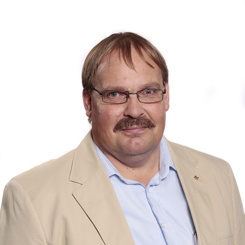 Henry Stroek, bestuurder CNV Vakmensen