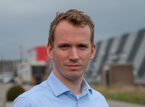 Jeroen Dalhuisen, Operationeel Manager GHS