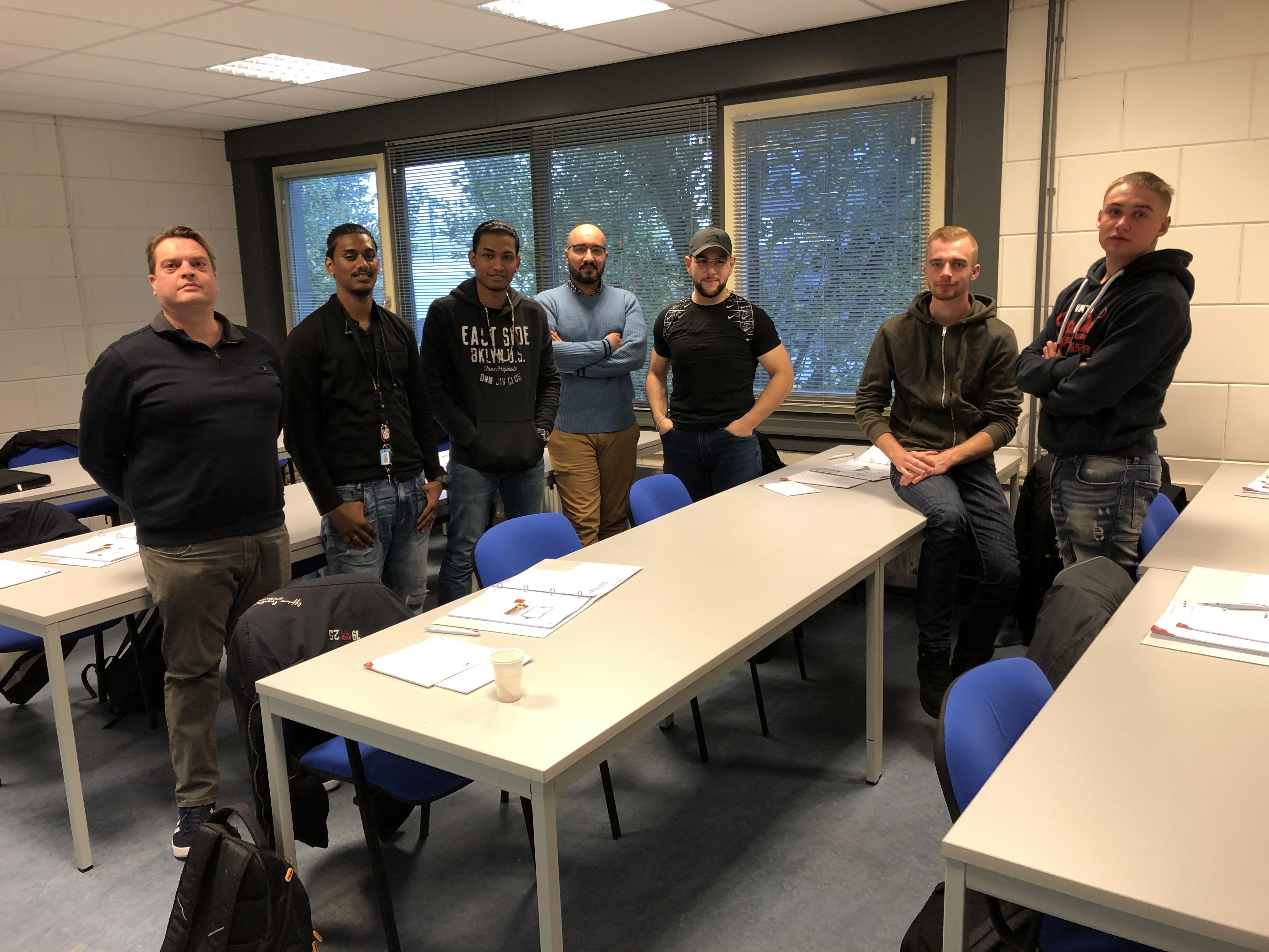 Zonnepanelenmonteur, opleiding Nova College en Manpower, gestart 1 november 2019
