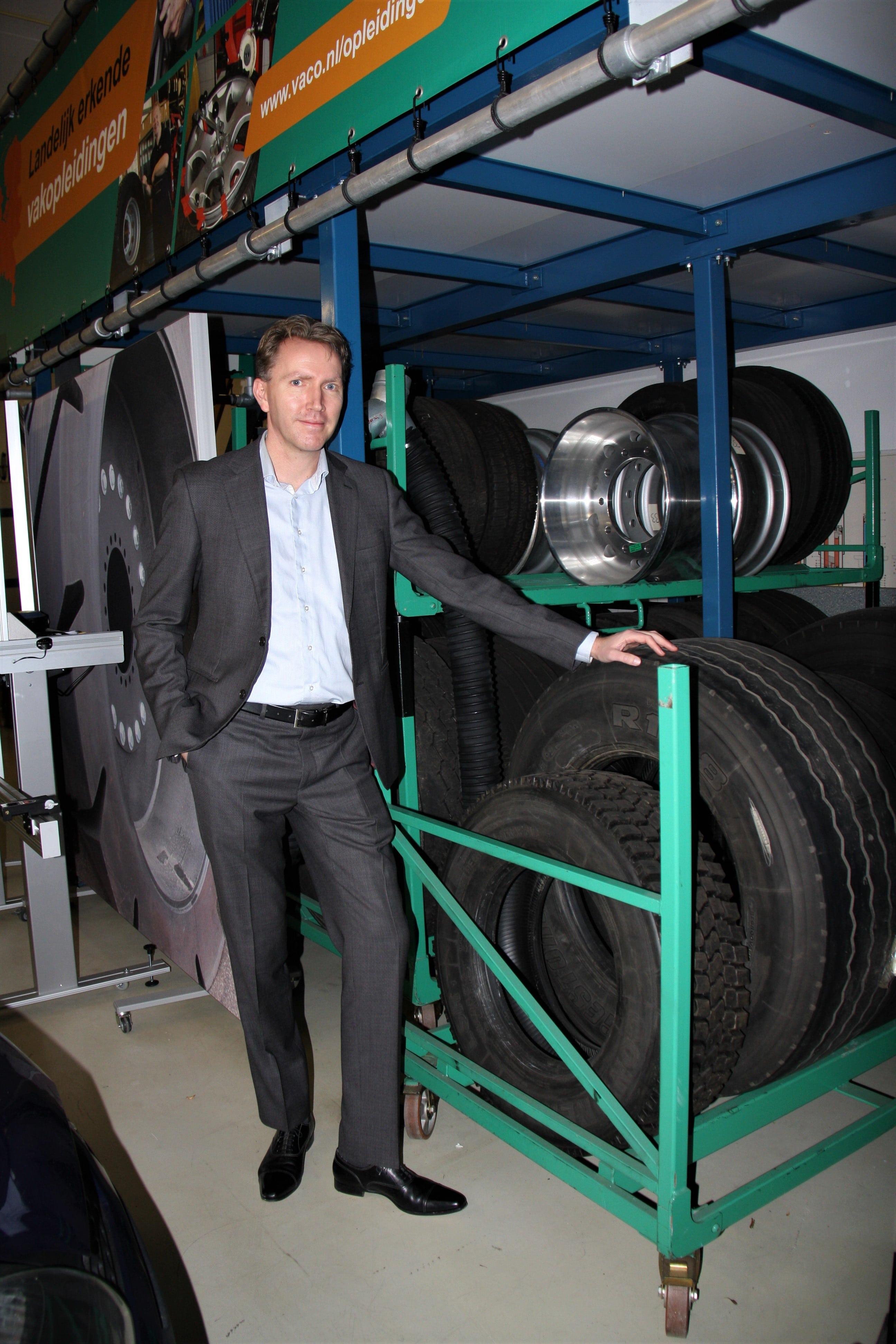 VACO vakopleidingen banden en wielenbranche