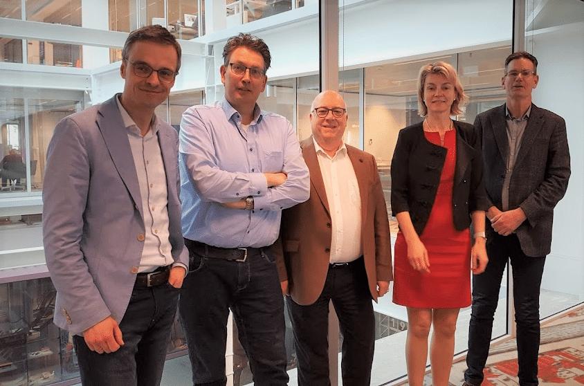 Experts gemeente Rotterdam, vooroverleg t.b.v. congres HRM in de Overheid, 1 oktober 2020
