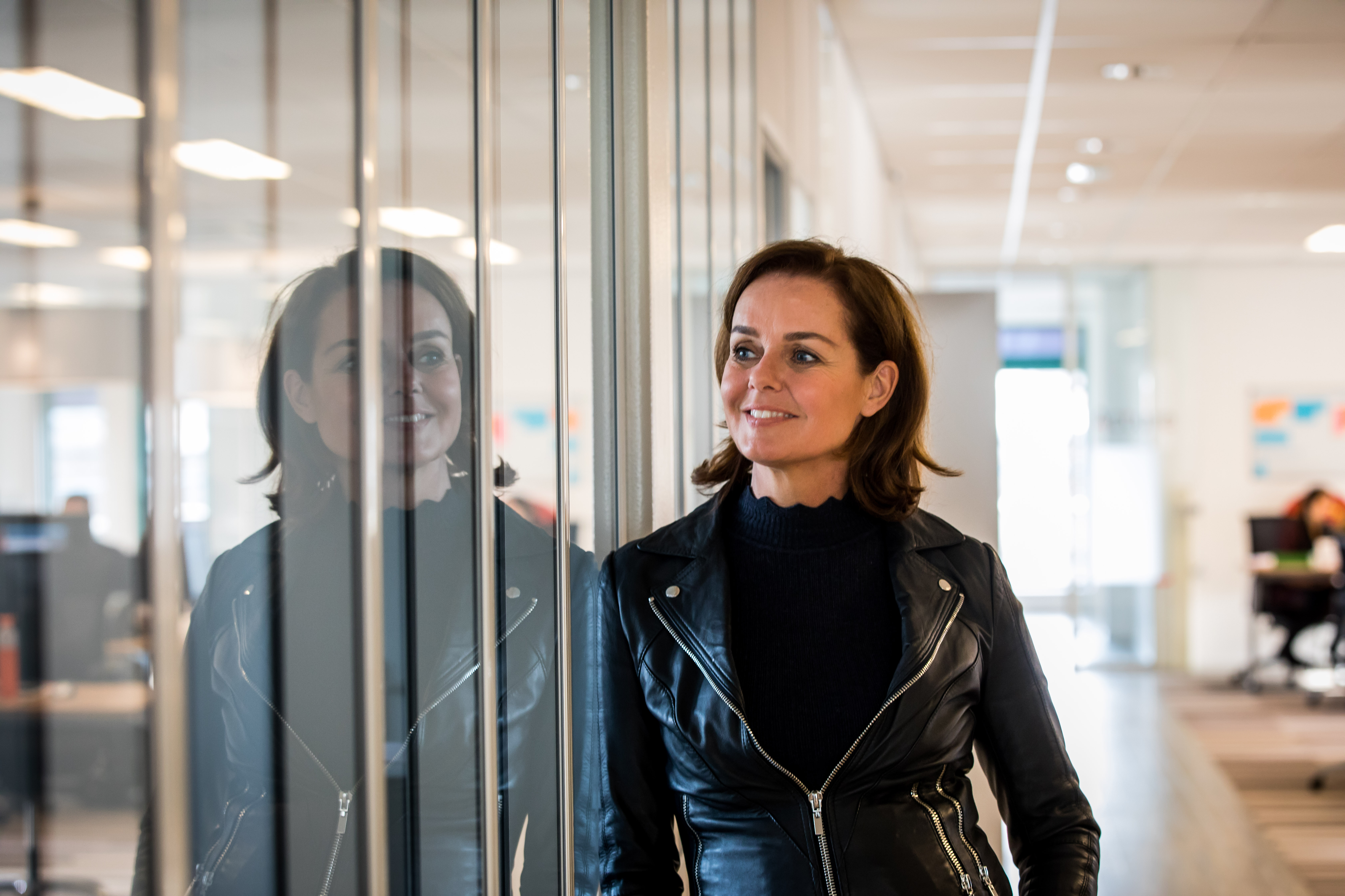 Maudie Derks, CEO van Acture Groep