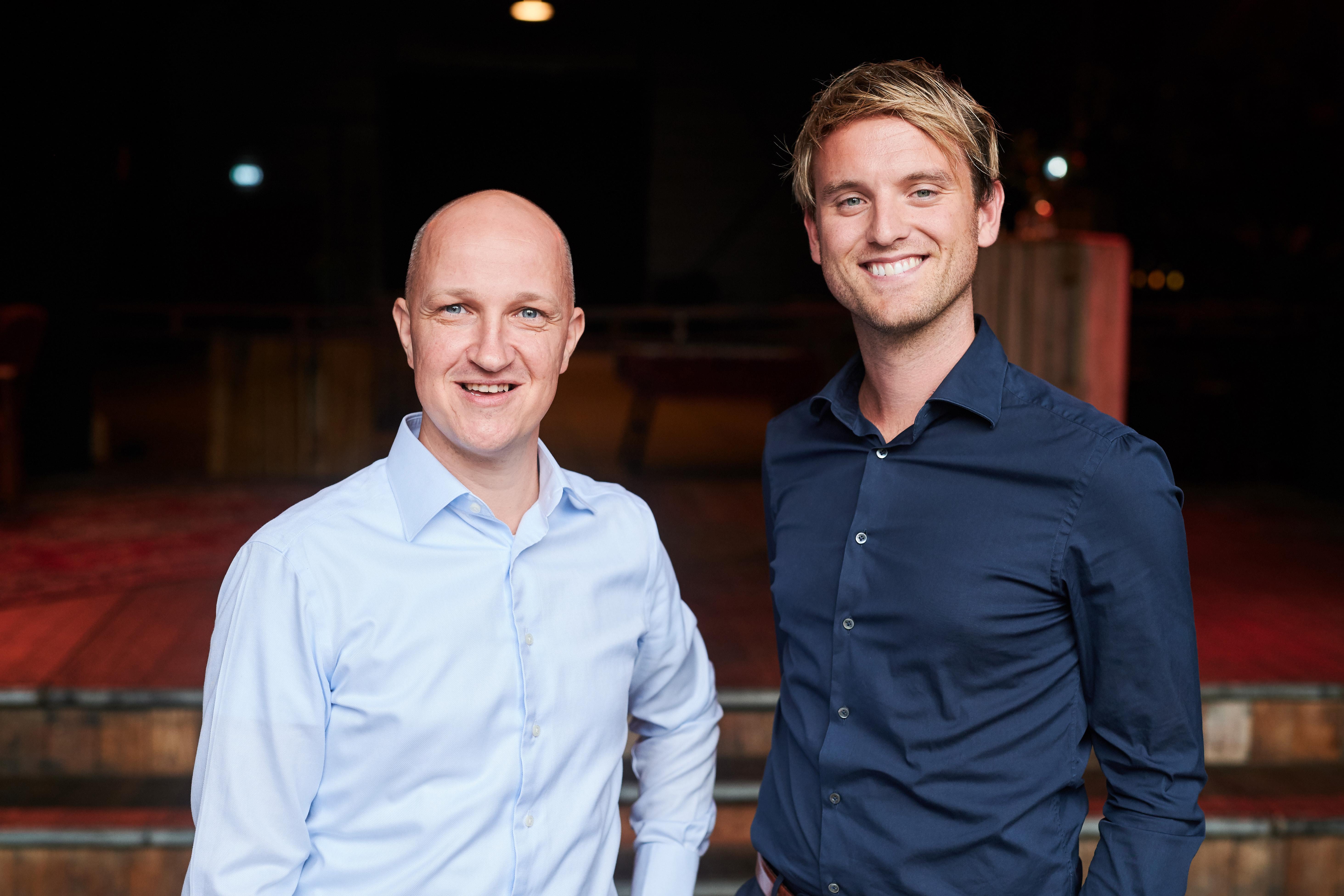 SubAdvies, foto vlnr: Antoin Bakelaar, commercieel manager en John Reijne, oprichter, eigenaar, directeur