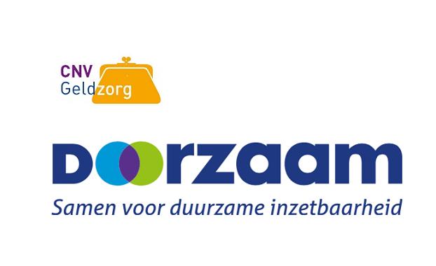 CNV Geldzorg werkt samen met Stichting Doorzaam