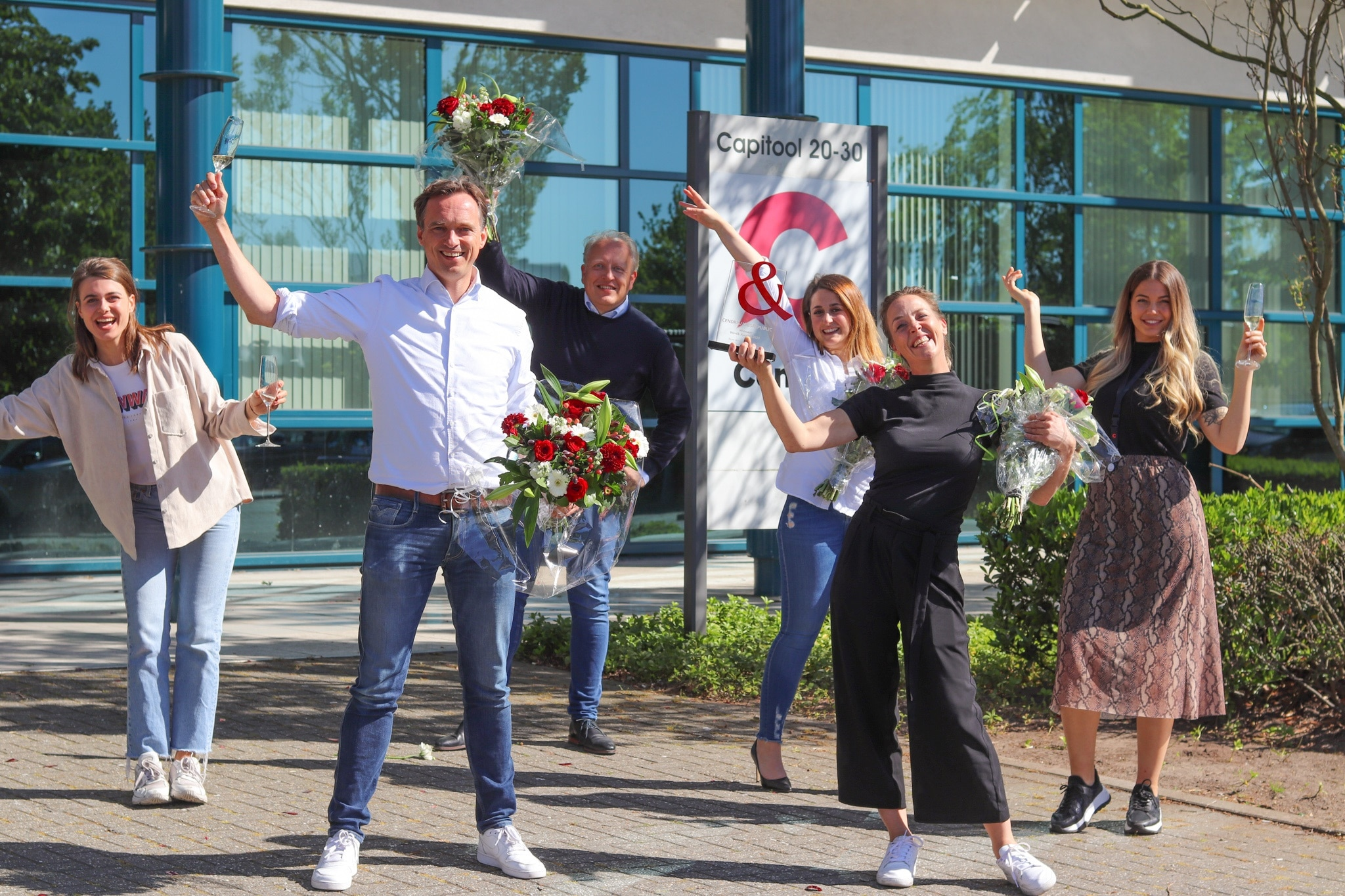 Jobsrepublic wint Werf& Award voor beste recruitment case