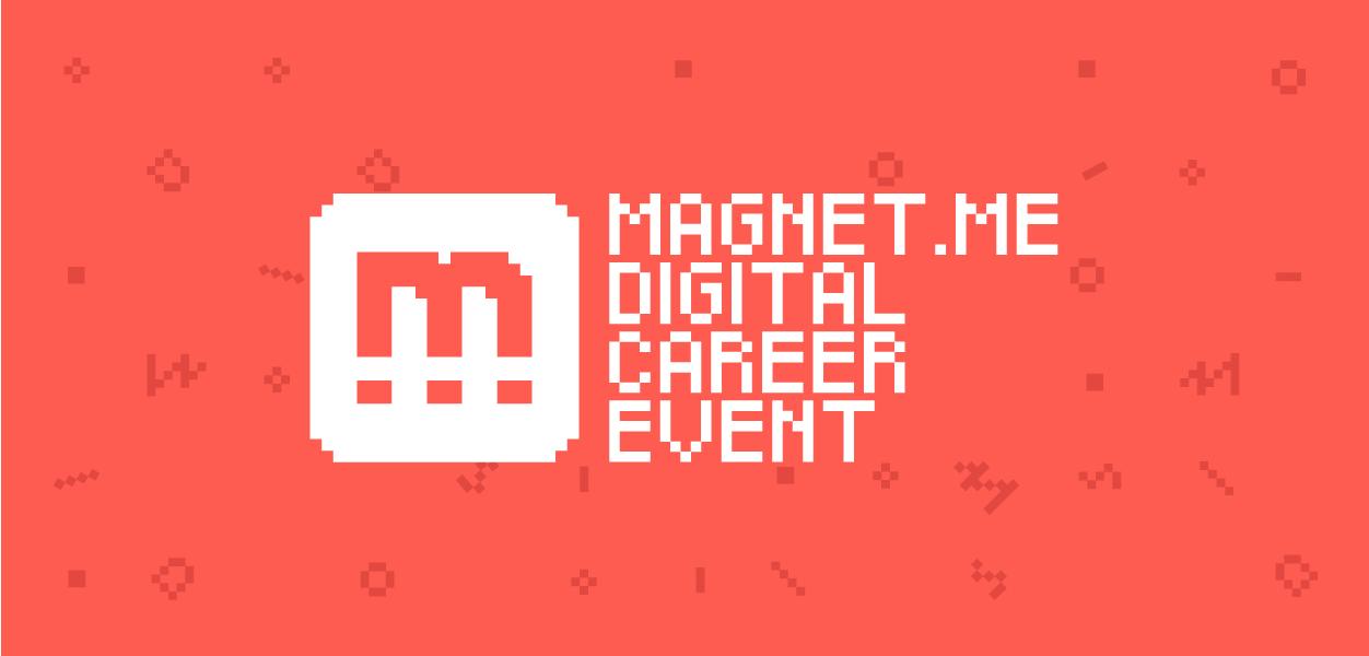 Magnet.me digital career event