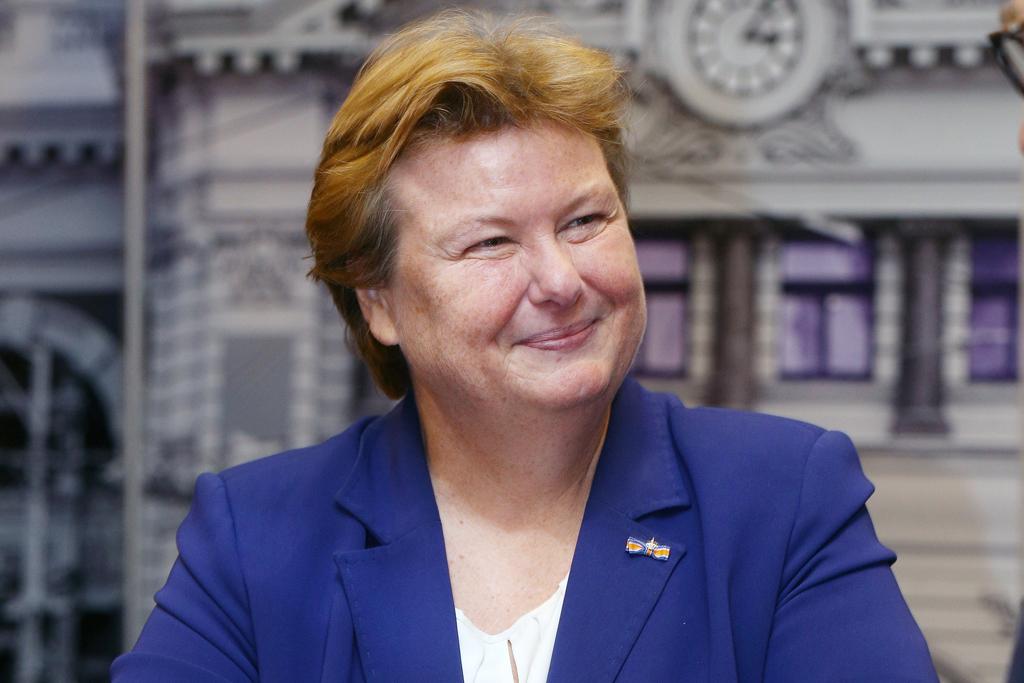 Brigitte van der Burg