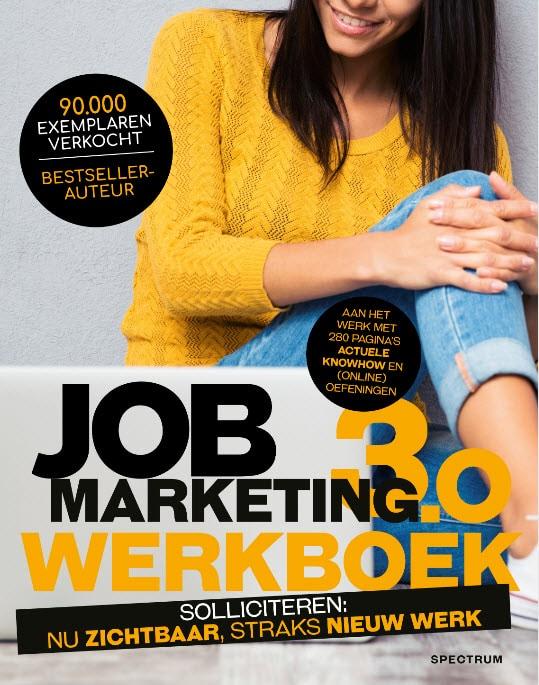 Jobmarketing 3.0 - Werkboek