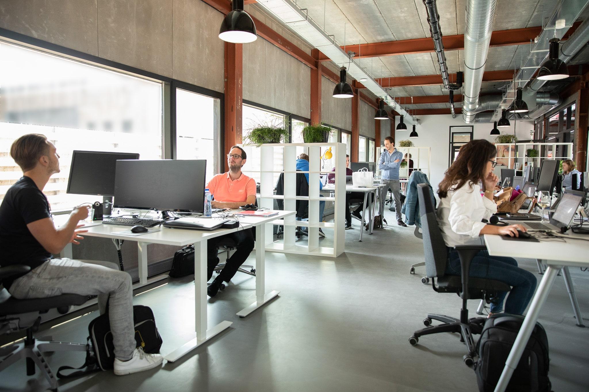 HelloFlex group, nieuwe kantoorpand Amersfoort