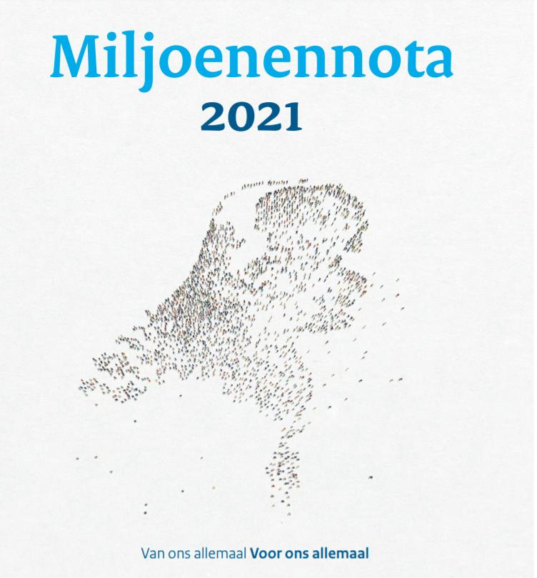 Miljoenennota 2021
