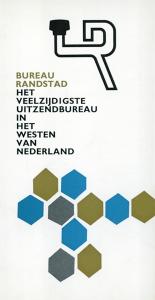 Het eerste logo van Randstad
