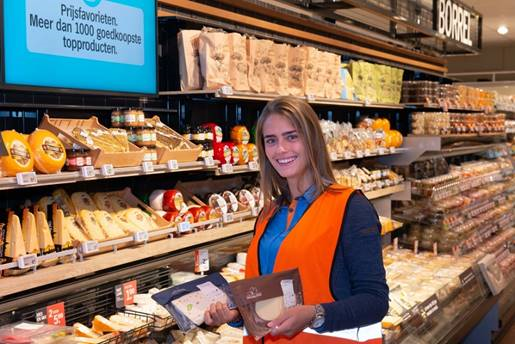 supermarkt bijbaan