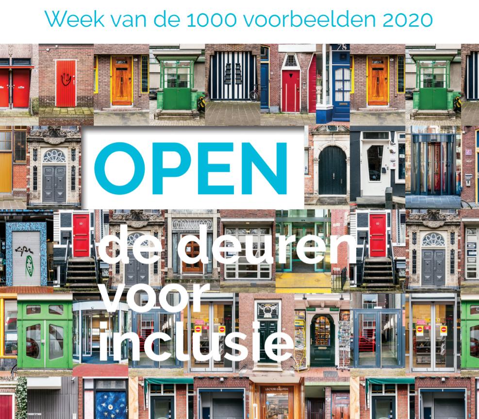 Week van de 1000 voorbeelden 2020