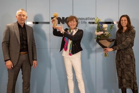 TNO wint Randstad Award meest aantrekkelijke werkgever