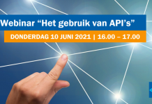 Webinar 10 juni 2021 gebruik API