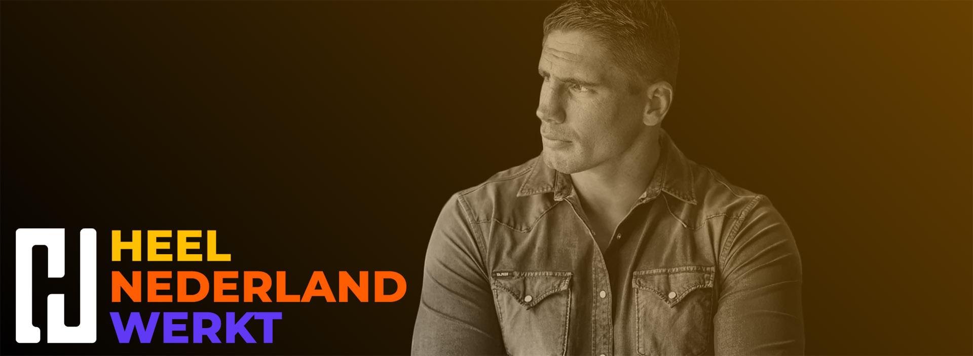 Heel Nederland Werkt, initiatief van Rico Verhoeven