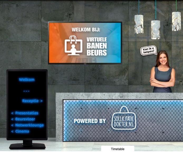 Virtuele Banenbeurs