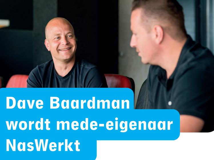 Dave Baardman, NasWerkt