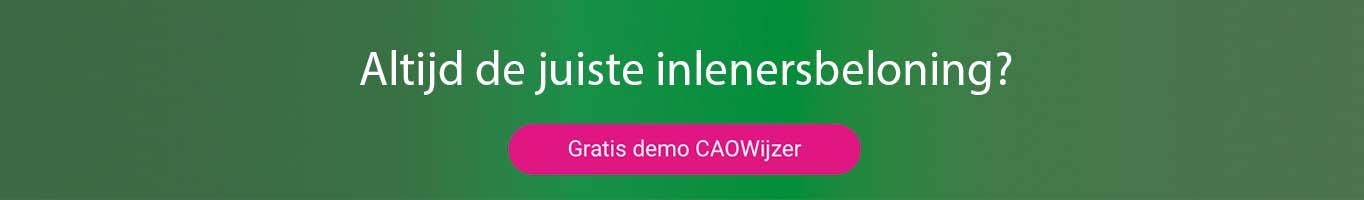 CAOWijzer, gratis demo