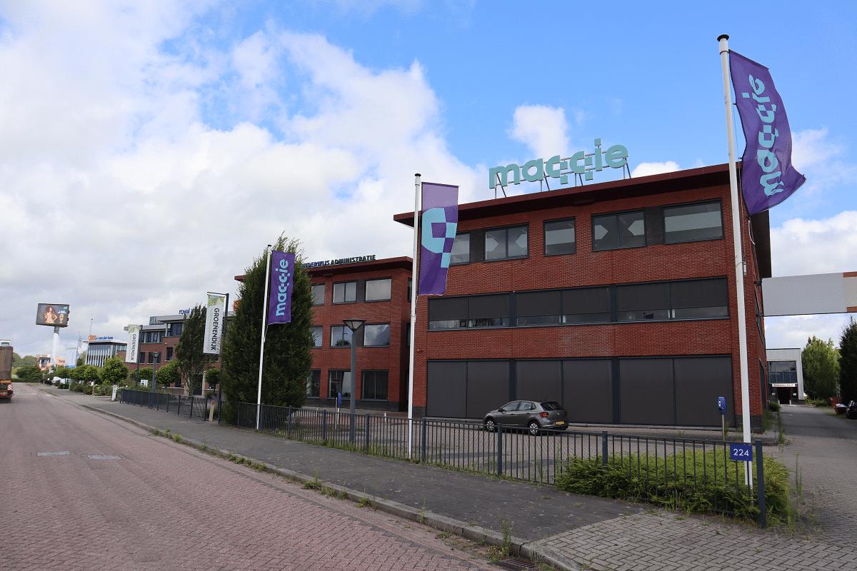 Maqqie kantoor Sliedrecht