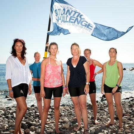 Manpower team wint Atlantic Row for freedom