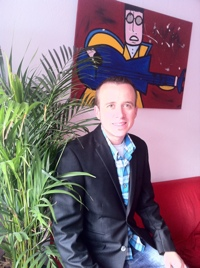 Michiel de Waal, oprichter en eigenaar van Viewerkt