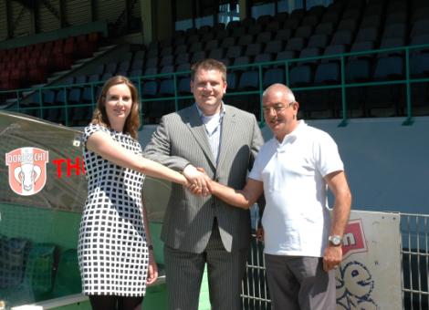 Olympia Uitzendbureau en FC Dordrecht