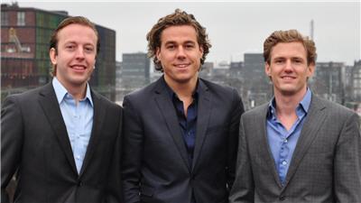 Talented People: Jasper Smink, Paul de Wildt en Chris Oosterveen